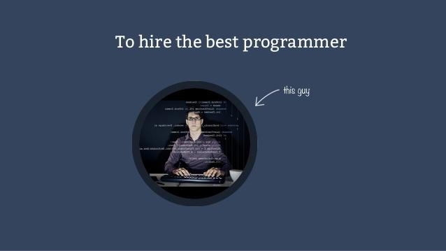 Hire-a-Good-Programmer