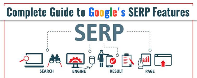 serp features