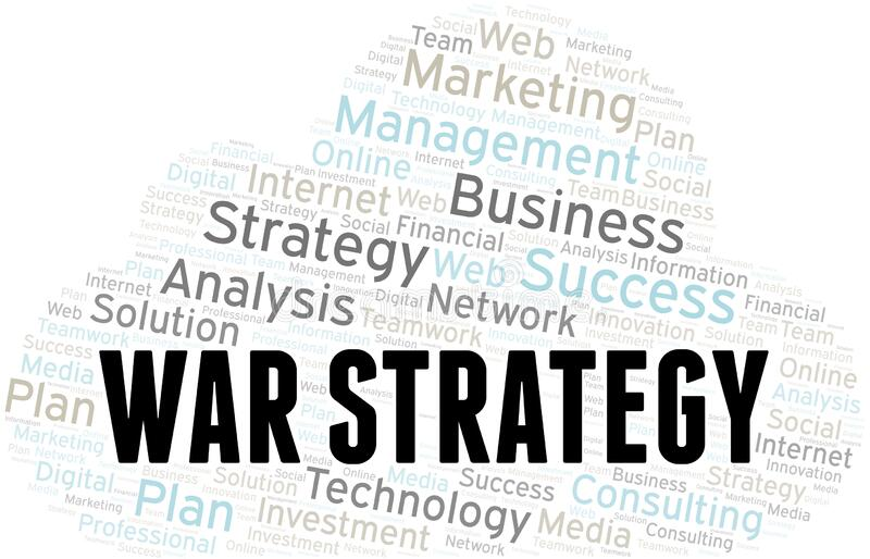 Military Strategy Vs. Business Strategy